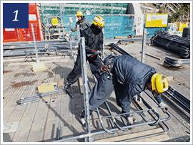 橋脚工事に必要な段取りと手順の参考画像1