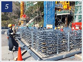 橋脚工事に必要な段取りと手順の参考画像5