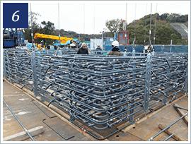 橋脚工事に必要な段取りと手順の参考画像6