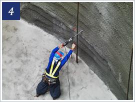 深礎杭工事に必要な段取りと手順の参考画像4