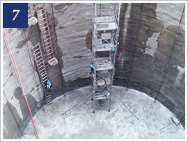 深礎杭工事に必要な段取りと手順の参考画像7