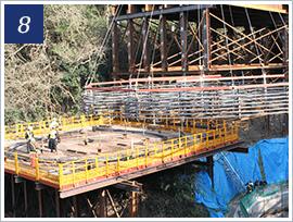 深礎杭工事に必要な段取りと手順の参考画像8