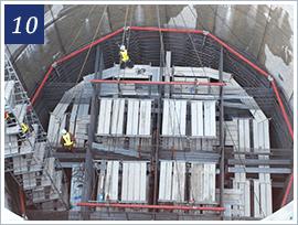 深礎杭工事に必要な段取りと手順の参考画像10