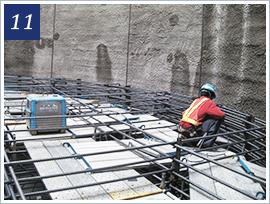 深礎杭工事に必要な段取りと手順の参考画像11