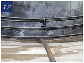 深礎杭工事に必要な段取りと手順の参考画像12
